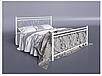 Кровать металлическая - Монстера, фото 2