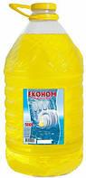 """Рідина д/миття посуду """"Економ"""" 5л Лимон/-207/"""