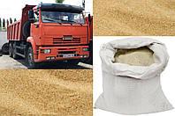 Пісок річковий у мішках (50 кг) ДОСТАВКА