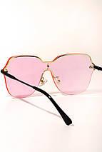 Солнцезащитные розовые очки с цветными линзами (1369.4146 svt), фото 2
