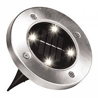 Светильник на солнечной батарее Solar Disk Lights