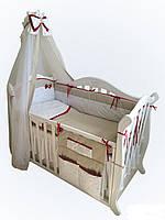 Детская постель Twins Premium