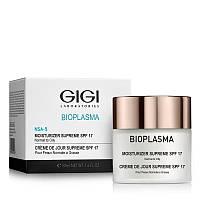Увлажняющий крем с SPF-17 для лица GIGI BIOPLASMA Moisturizer Supreme SPF 17,  50 ml