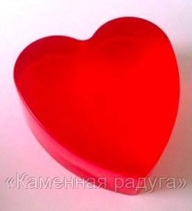 """Мыло """"Одноцветное сердце"""""""