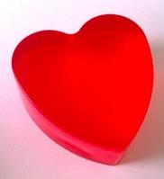 "Мыло ""Одноцветное сердце"", фото 1"