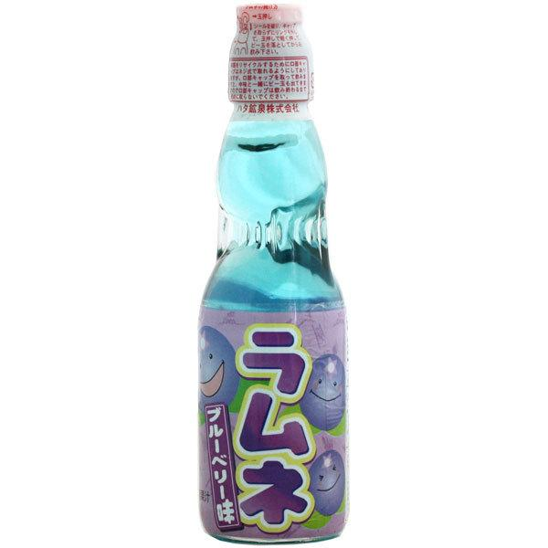 Blueberry Ramune Soda, 200 мл