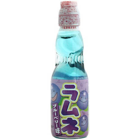Blueberry Ramune Soda, 200 мл, фото 2