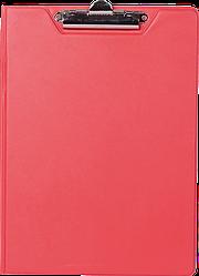 Кліпборд-папка BUROMAX, А4, PVC