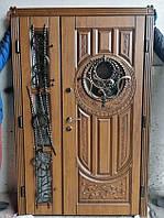 Вхідні двері Доставка на адресу zl-57-2 1200*2050права