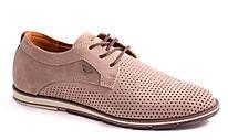 Туфлі чоловічі бежеві Konors 8039/1/3-016