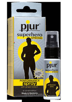 Пролонгатор pjur Superhero Strong Spray 20 ml