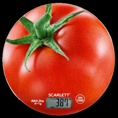 Весы кухонные Scarlett SCKS57P38