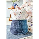 Комплект постельного белья с покрывалом Pike TM Karaca Home Coral mercan, фото 2