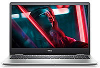 Ноутбук Dell Inspiron 5593 15.6FHD AG/Intel i7-1065G7/16/512F/int/Lin/Silver