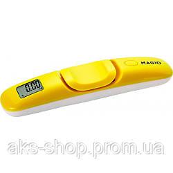 Весы ручные электронные Magio MG-145 максимальный вес 5 кг цена деления 50 г