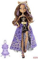 Кукла Monster High Клодин Вульф (Clawdeen Wolf) из серии 13 Желаний