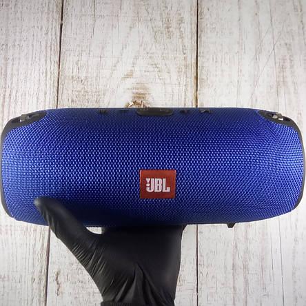 Портативная Bluetooth колонка в стиле JBL Xtreme Big Blue - Синяя (Реальные фото), фото 2