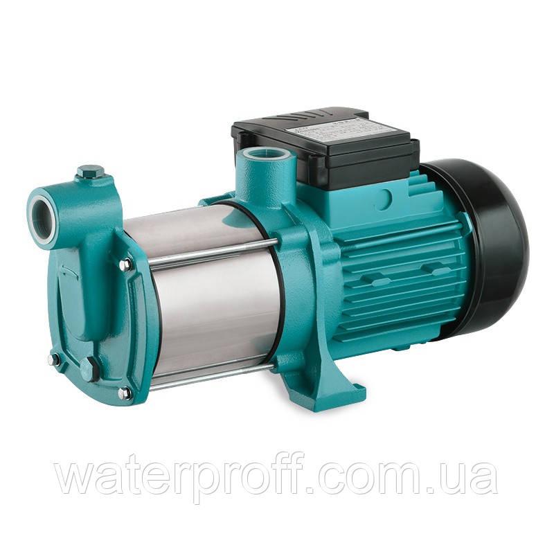 Насос відцентровий багатоступінчастий 0.6 кВт Hmax 35м Qmax 80л/хв LEO (775411)