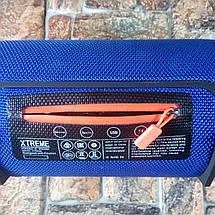 БОЛЬШАЯ! Портативная беспроводная колонка в стиле JBL Xtreme Big  - Синяя (Живые фото), фото 2