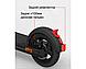 Электросамокат Forte TT-EL-H858 черный/серый Запас хода 30 км Время зарядки 3-4 часа Грузоподьемность 120 кг, фото 5