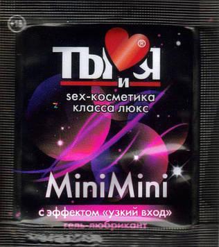 """Гель-любрикант """"Minimini"""", 4 мл"""