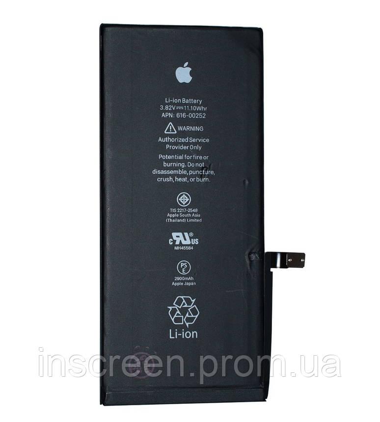 АКБ (Аккумулятор) Apple iPhone 7 Plus (2900mAh) Оригинал Китай, фото 2