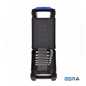 Набір зенкерів CBN DIN335 C/90° HSSG 6,3-20,5мм  GSR Німеччина
