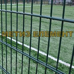 """Забор секционный """"МЕДИУМ"""" H-1750 Ø-4/4 (секц. 1680х2500 яч. 200х60, ст. L-2500, кр. 3)"""