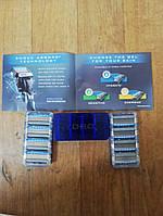 Штатовский сменный картридж Schick hydro 5 12 шт в упаковке
