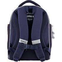 Набор рюкзак + пенал + сумка для обуви Kite 706M-2 College, фото 2