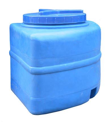 Ємність для води кутова 150 л, фото 2