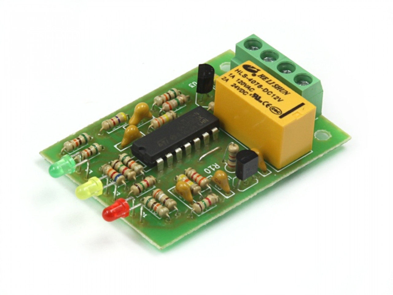 Радиоконструктор автомобільний емулятор лямбда-зонда K246