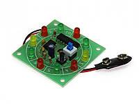 Радиоконструктор рулетка світлодіодна K148