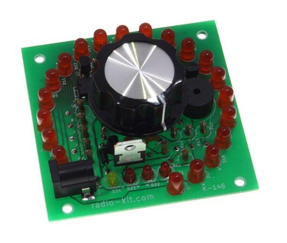 Радиоконструктор Побутової світлодіодний таймер K146