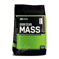 Гейнер Optimum Nutrition Serious Mass 5,4 кг - ваниль
