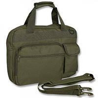 Тактическая сумка-портфель для ноутбука  Mil-tec олива