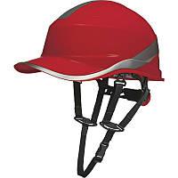 Защитная каска Delta Plus Baseball DiamondV Красный