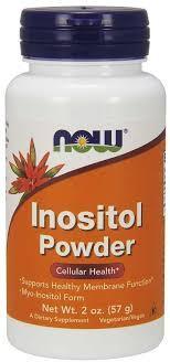 NOW Инозитол Inositol 500 mg (57 g)