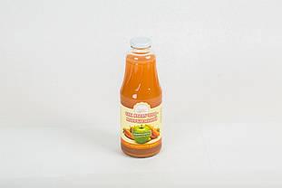 """Сік """"Яблучно - морквяний"""" 1л ТМ Солодка Мрія"""