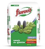 Florovit для хвойных 25 кг мешок