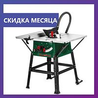 Пила циркулярная настольная DWT TKS18-255 S
