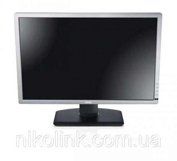 """Монитор 24"""" DELL UltraSharp U2412Mb (1920x1200), E-IPS, Class A, silver/black, б/у"""