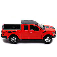 Машинка игровая Автопром «Ford F-150» Красный (7864), фото 2