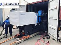 Выгрузка оборудования с контейнеров под ключ