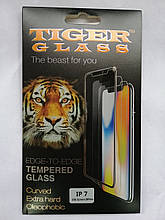 Защитное стекло iPhone 7/8/SE 2020 Tiger GlassFull Screen White