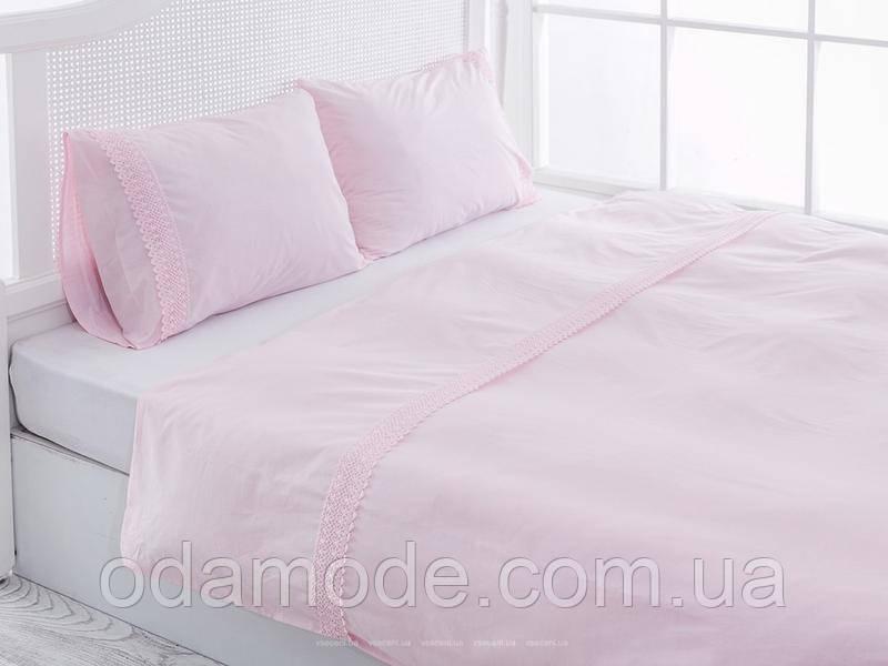 Пододеяльник English Home розовый