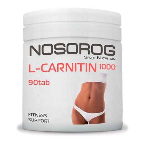 Nosorog L-Carnitine, 90 таблеток