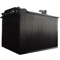 Водогрейные водотрубные котлы серии КВ-Г (КВ-Г-4,65-150, КВ-Г-7,56-150)