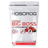 Nosorog Big Boss Gainer клубника, 1500 гр