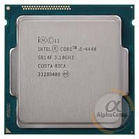 Процесор Intel Core i5 4440 (4×3.10 GHz/6Mb/s1150) БО